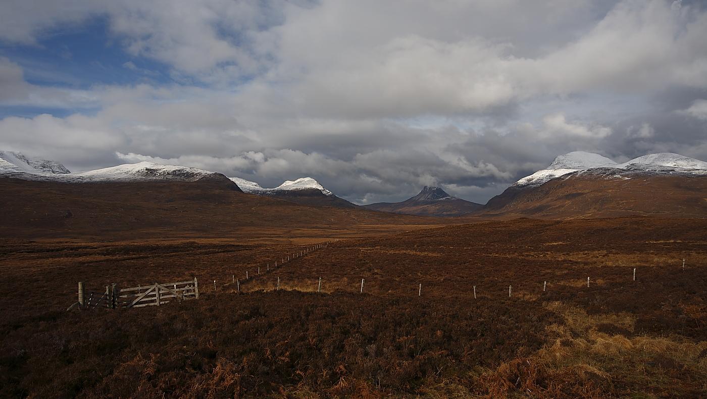 ... schottische Weite....