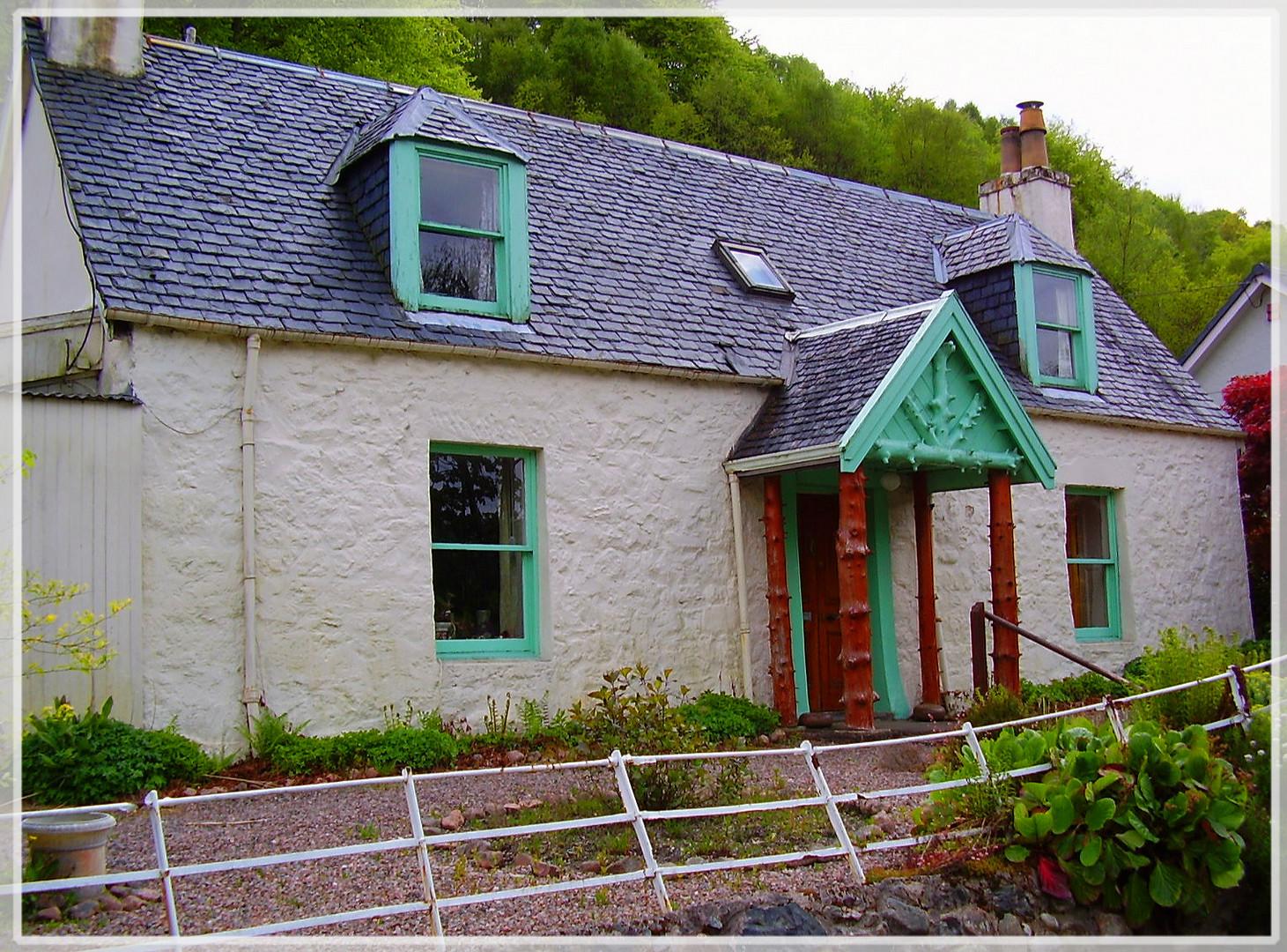 Schottisches Cottage