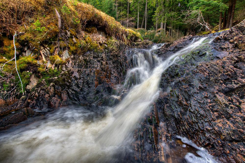 Schottisches Wasser VI