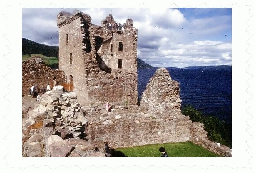 Schottland: Loch Ness,