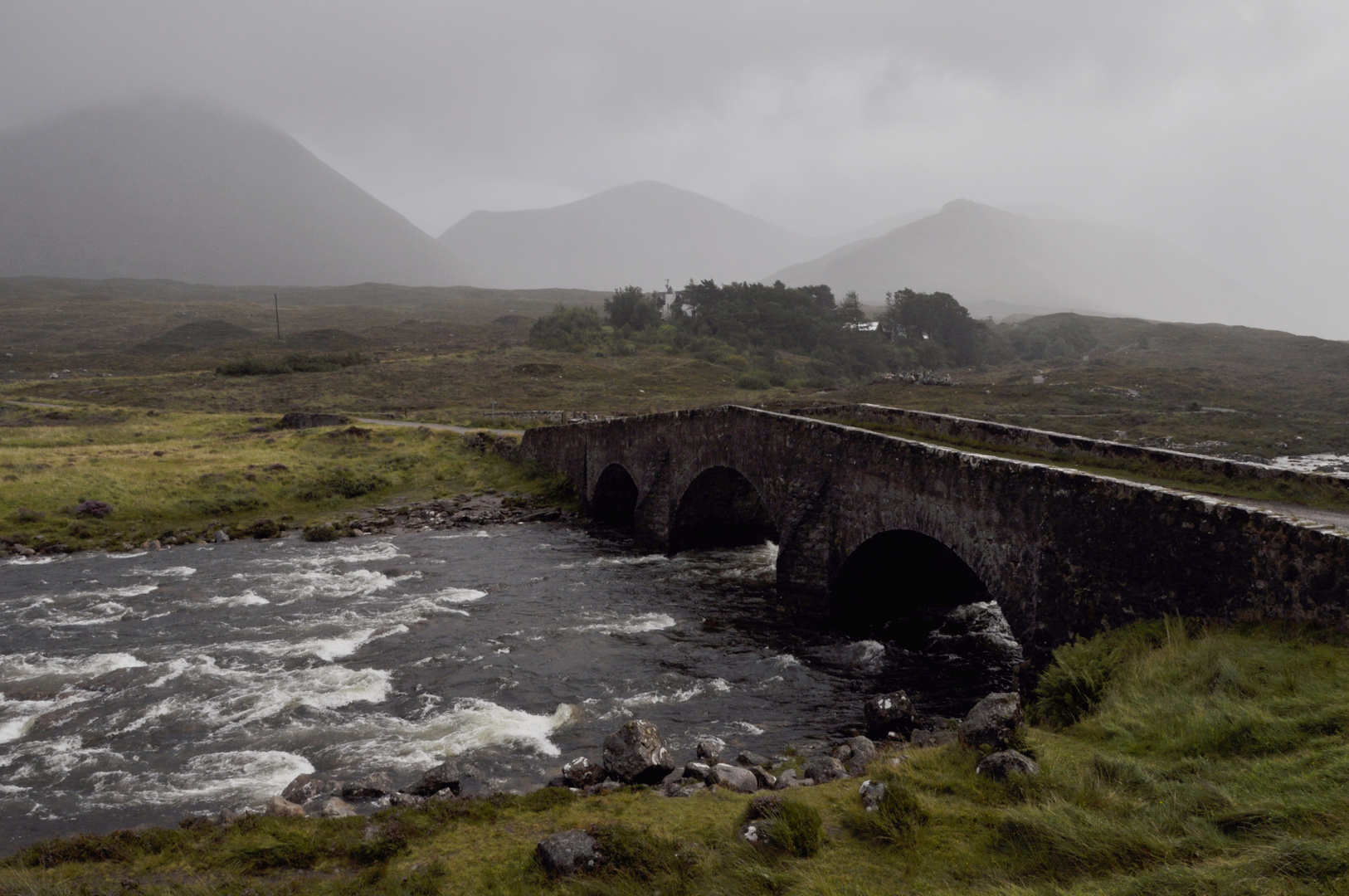 Schottland Natur pur