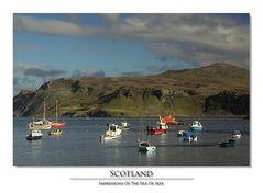 Schottland - Portree