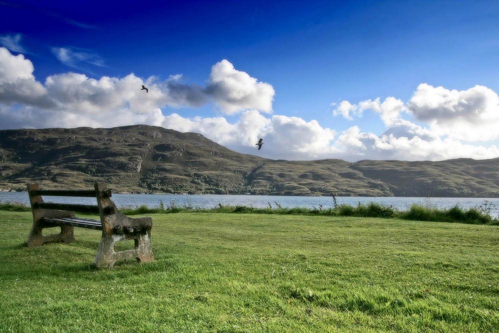 Schottland, schönes Land