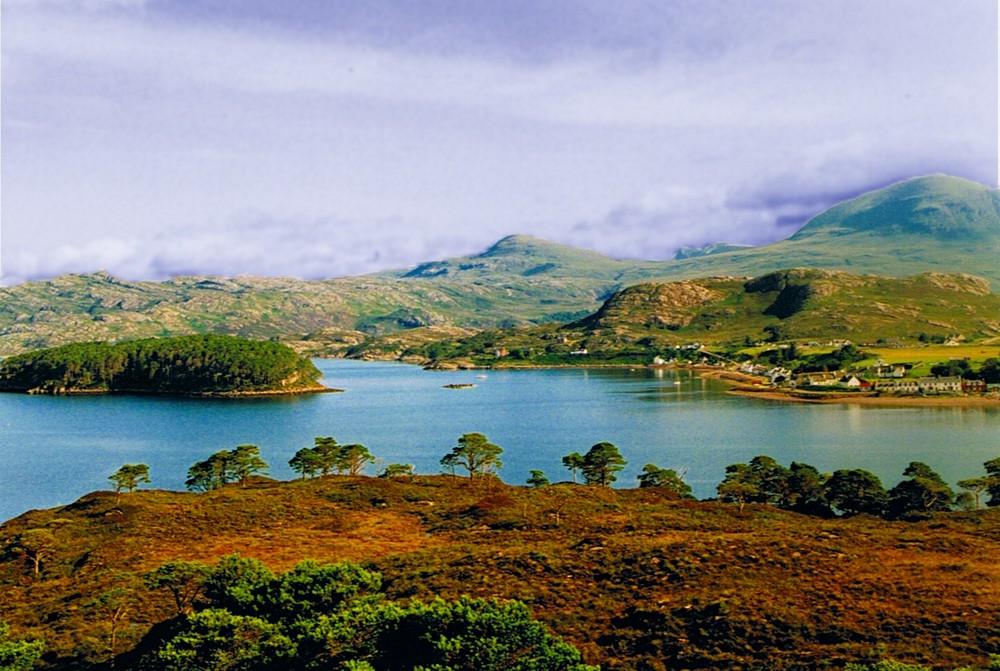 Schottlands Lowlands