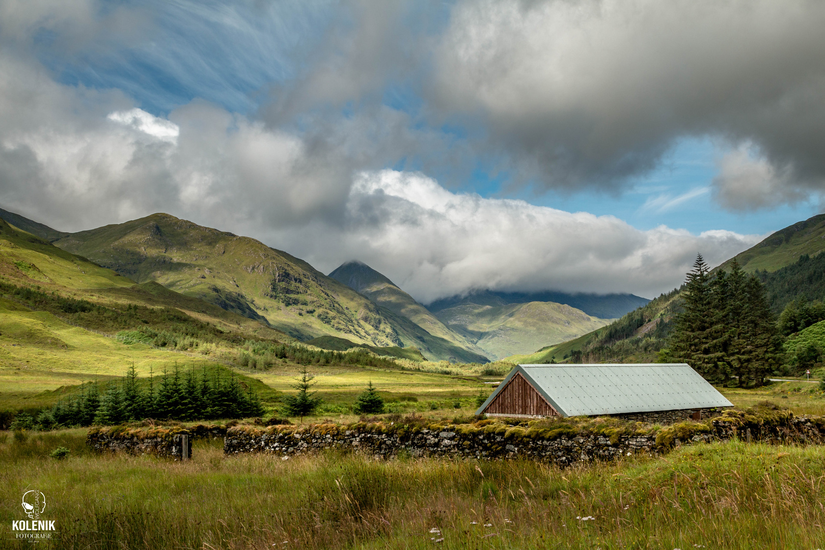 Schottlands Natur