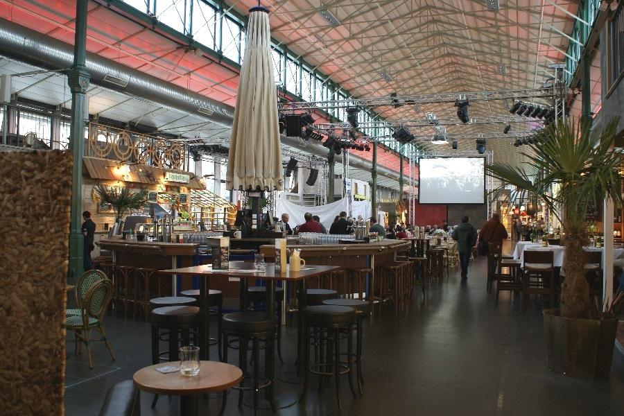 Schrannenhalle, München