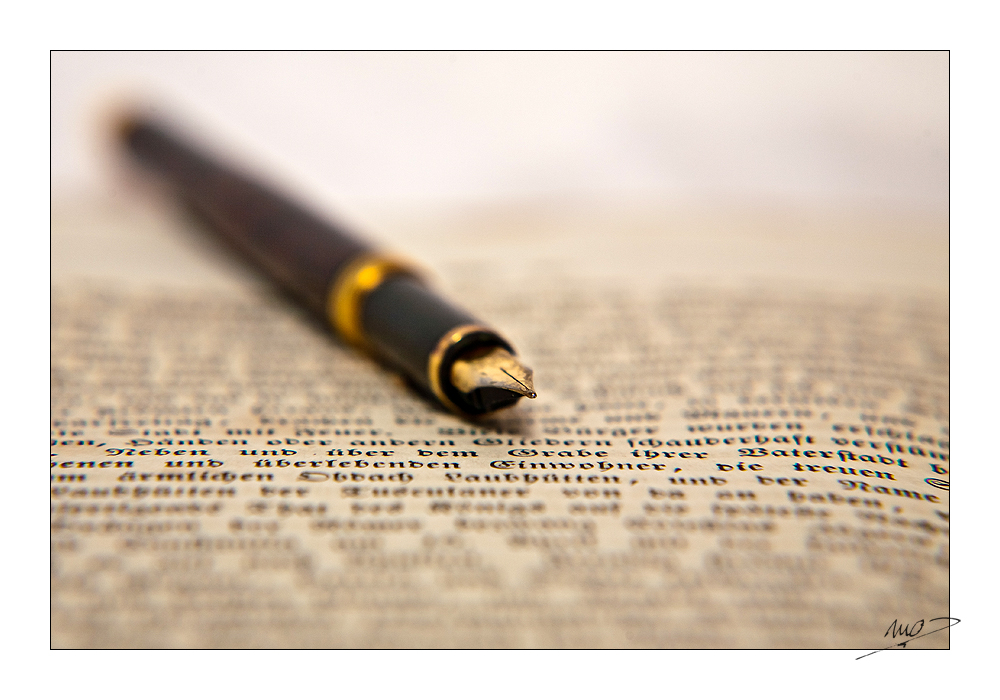 [...Schreiben...]