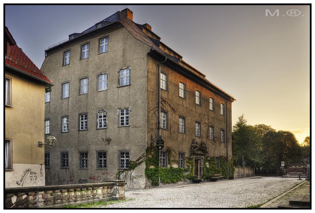 Schreibersches Haus Gera Foto & Bild