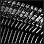 Schreibmaschine...