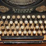 Schreibmaschine - früher war alles besser?-