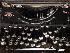 schreibmaschinenleiche