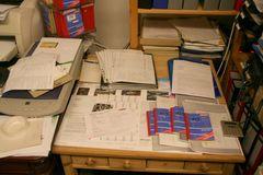 Schreibtischtäter II