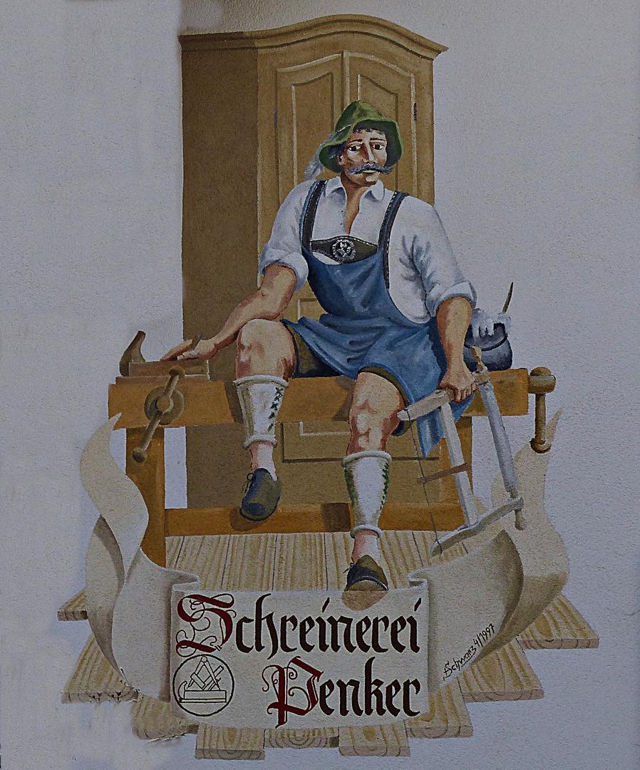 Schreinerei ist ein altes Handwerk