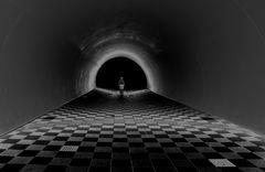 Schritte ins Dunkel