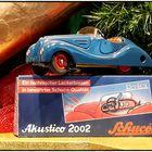 Schuco Akustico 2002 BMW 328 1930er Jahre
