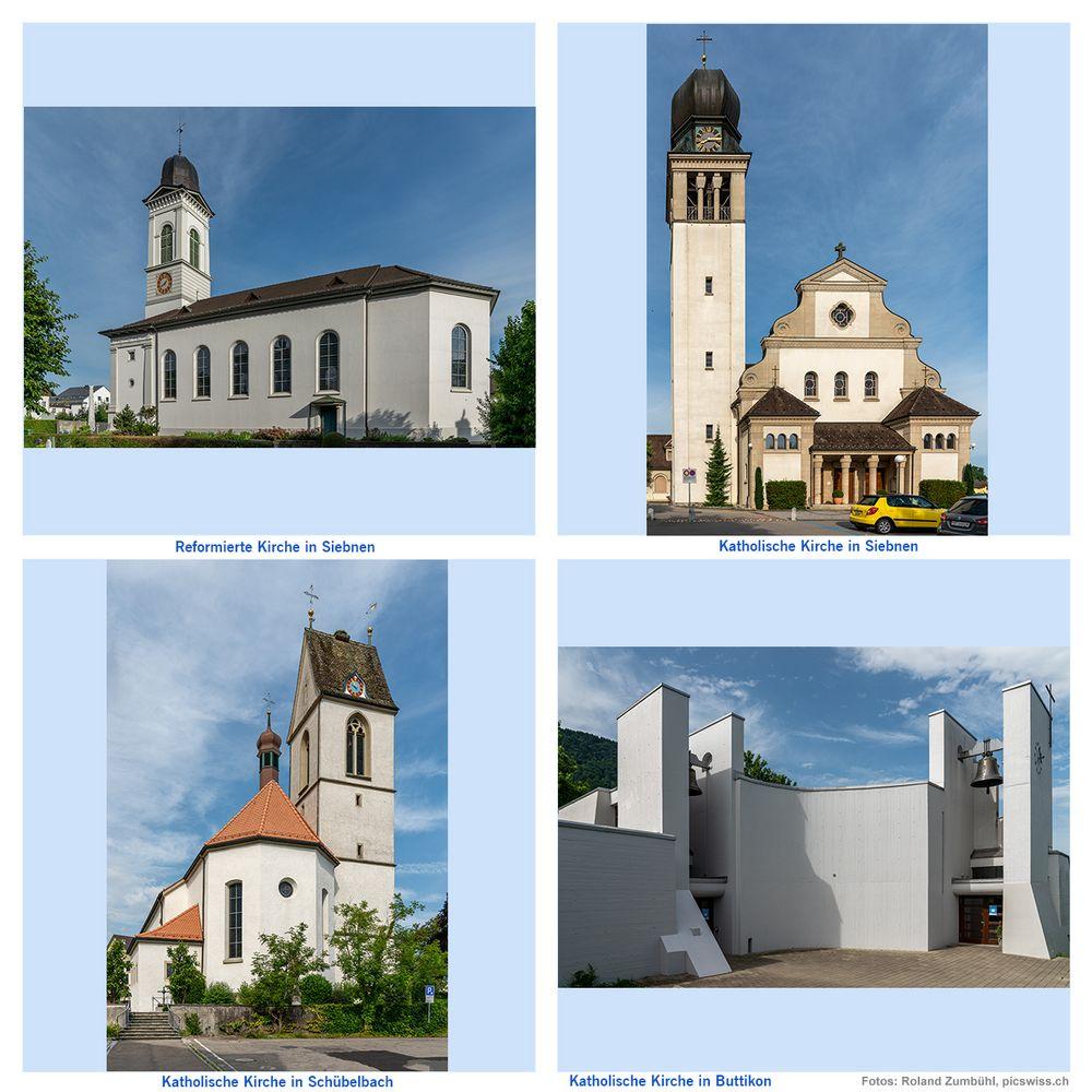 Schübelbacher Kirchen