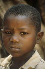 Schüler aus Loubomo