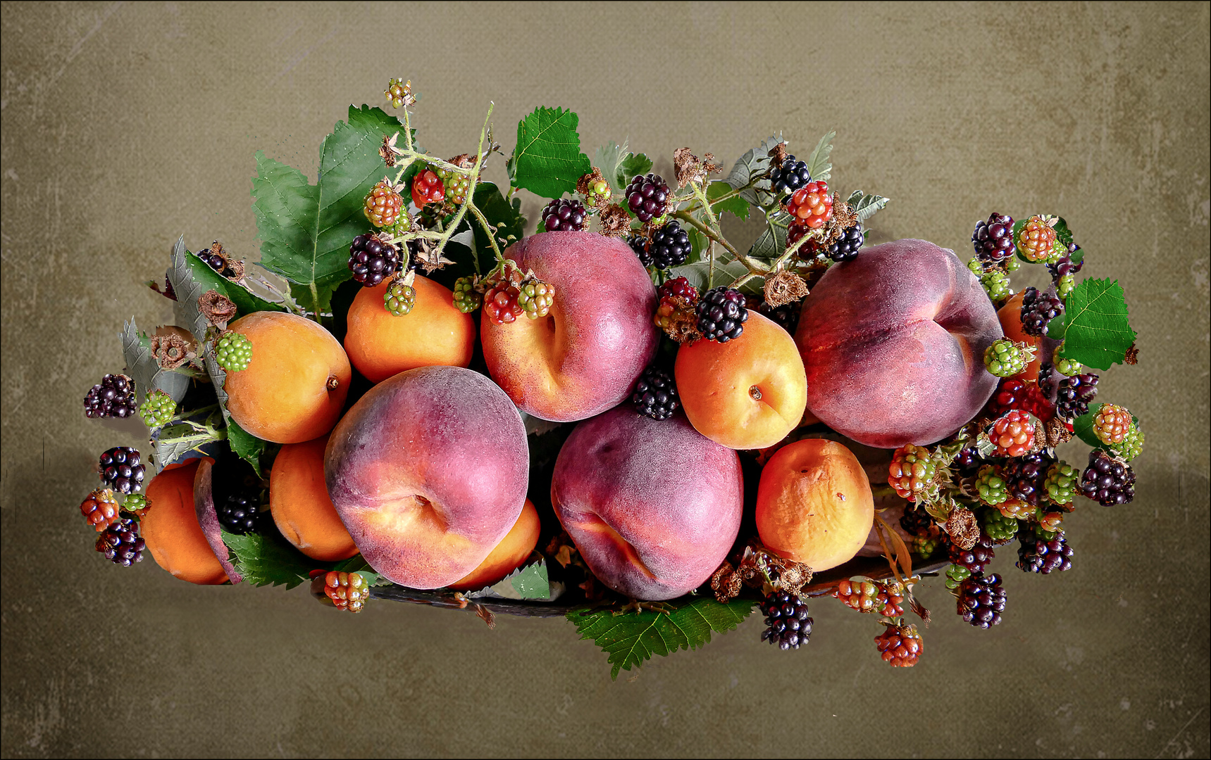 Schüsel mit Obst