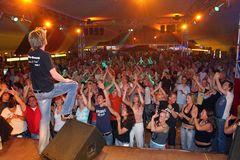 Schützenfest Hannover 2006 - Mickie Krause Bühne