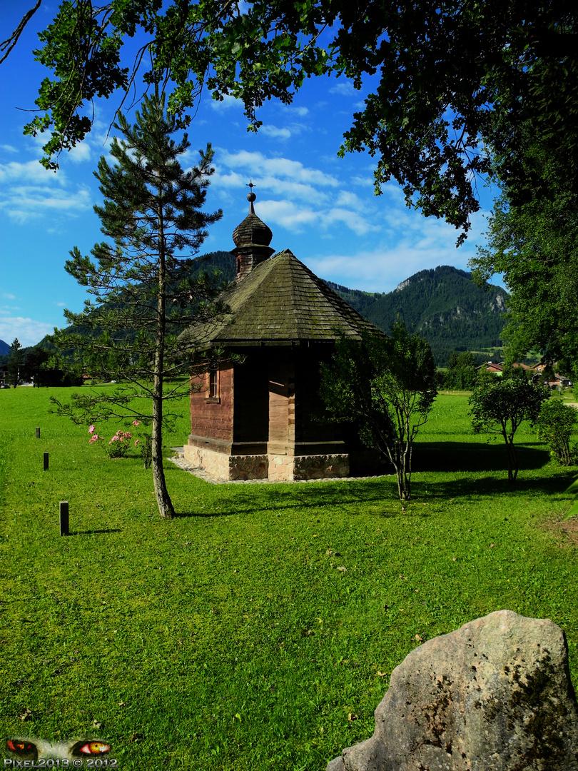 Schützenkapelle Ruhpolding