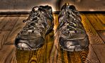 Schuh in HDR