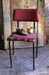 Schuh-Stuhl
