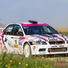 Schuhej Rallyesport auf hohem Niveau