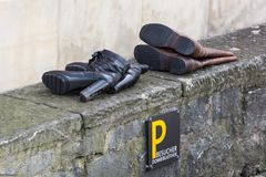 Schuh.Parkplatz
