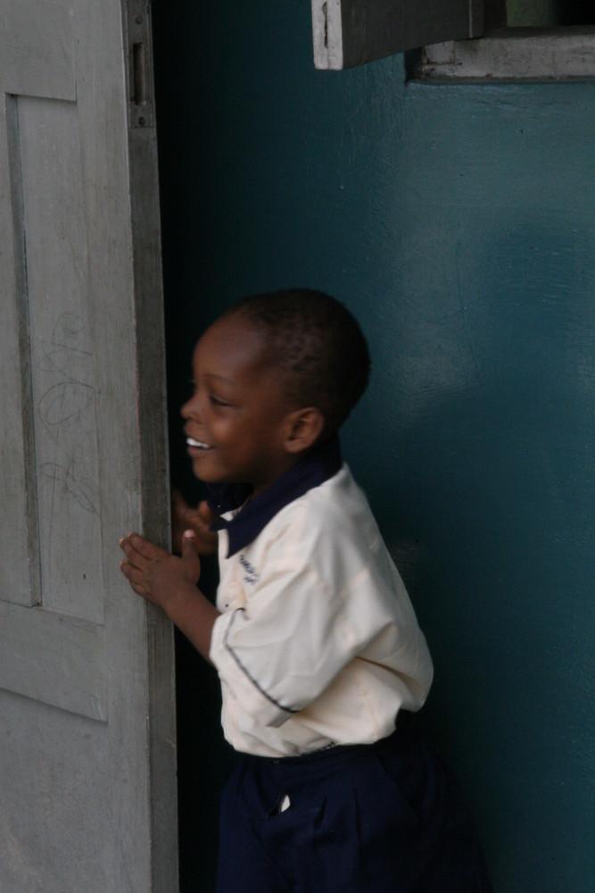 Schulalltag in Ghana