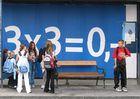 Schulbeginn 2002/03