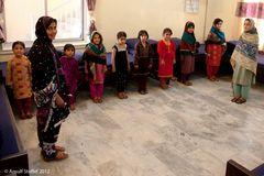 Schule für Waisenkinder, Mingora, Pakistan