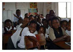 Schule im Township