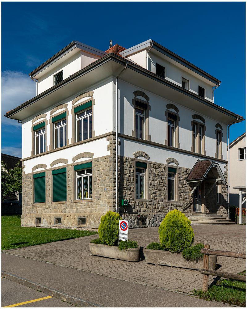 Schulhaus Nuolen