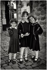 Schulkinder in Ankara