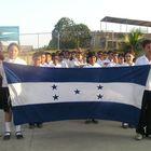 Schulkinder in San Pedro Sula Honduras