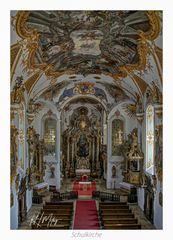 """Schulkirche - Amberg """" Gott zu Gefallen..."""""""