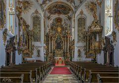 """Schulkirche - Amberg """" Gott zu Gefallen... """""""