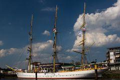 schulschiff deutschland - das letzte deutsche vollschiff