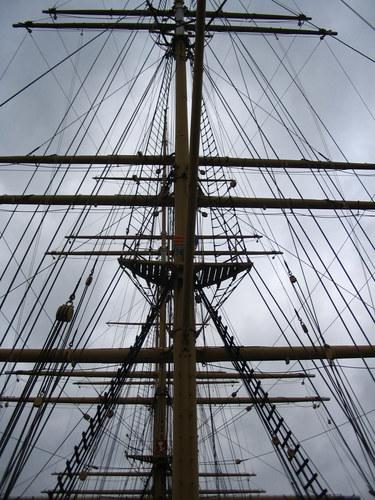 Schulschiff Deutschland II / Bremen