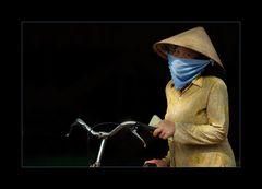 Schutz vor Sonnenstrahlen, Luftverschmutzung, Bakterien?