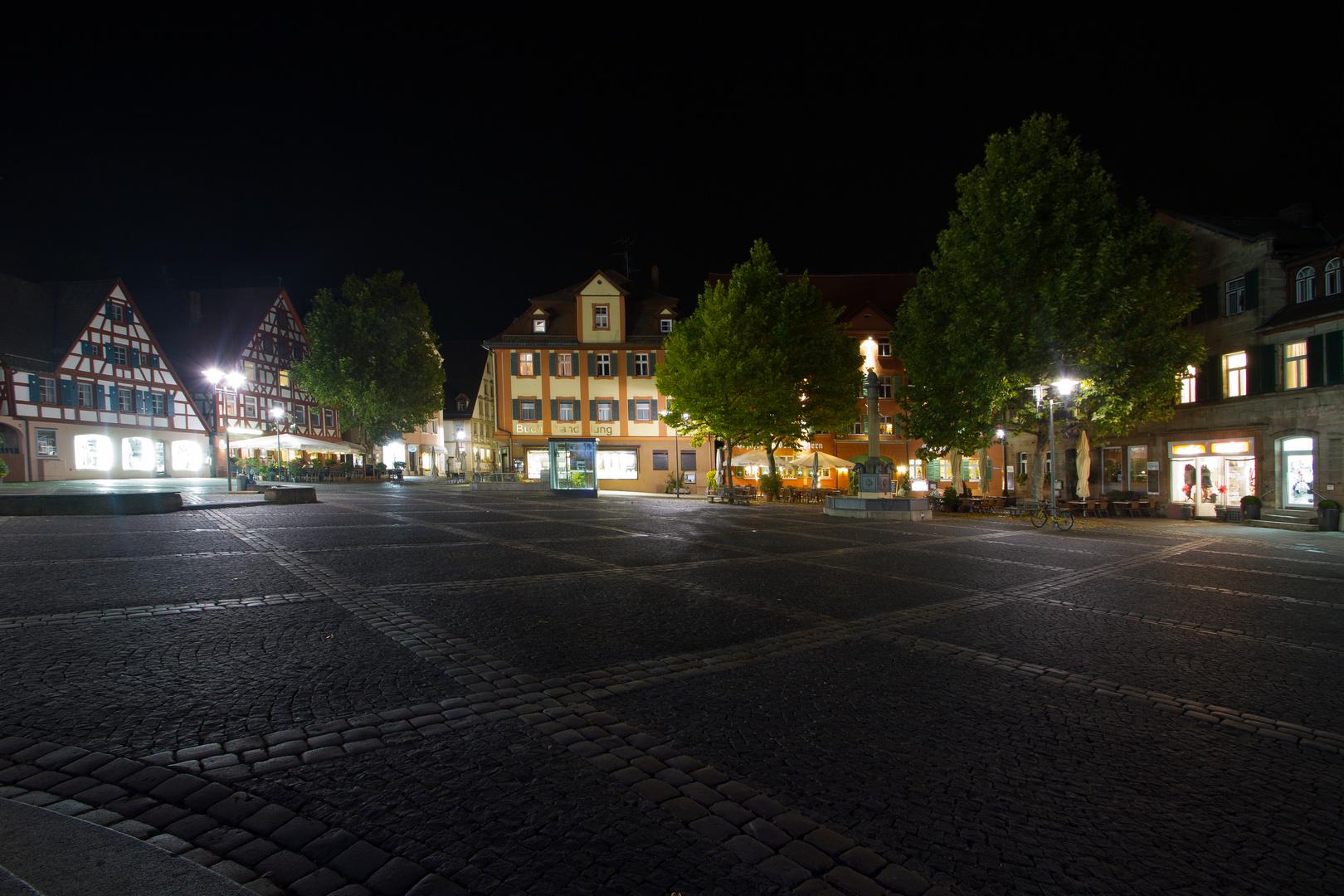 Schwabach bei Nacht (5)