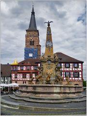 Schwabach, die Goldschlägerstadt
