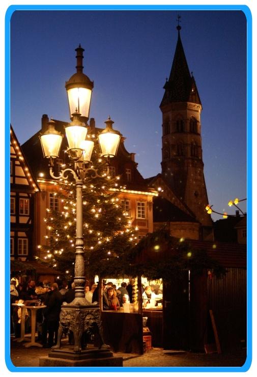 Schwäbisch Gmünd Weihnachtsmarkt.Schwäbisch Gmünder Weihnachtsmarkt Foto Bild Deutschland Europe