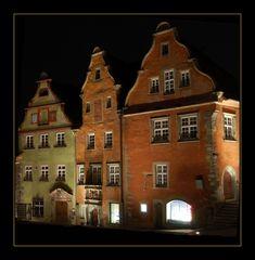 Schwäbisch Hall at night I