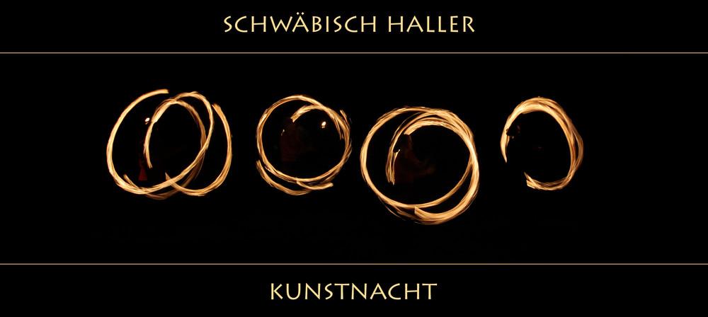 Schwäbisch Haller Kunstnacht Nr.2