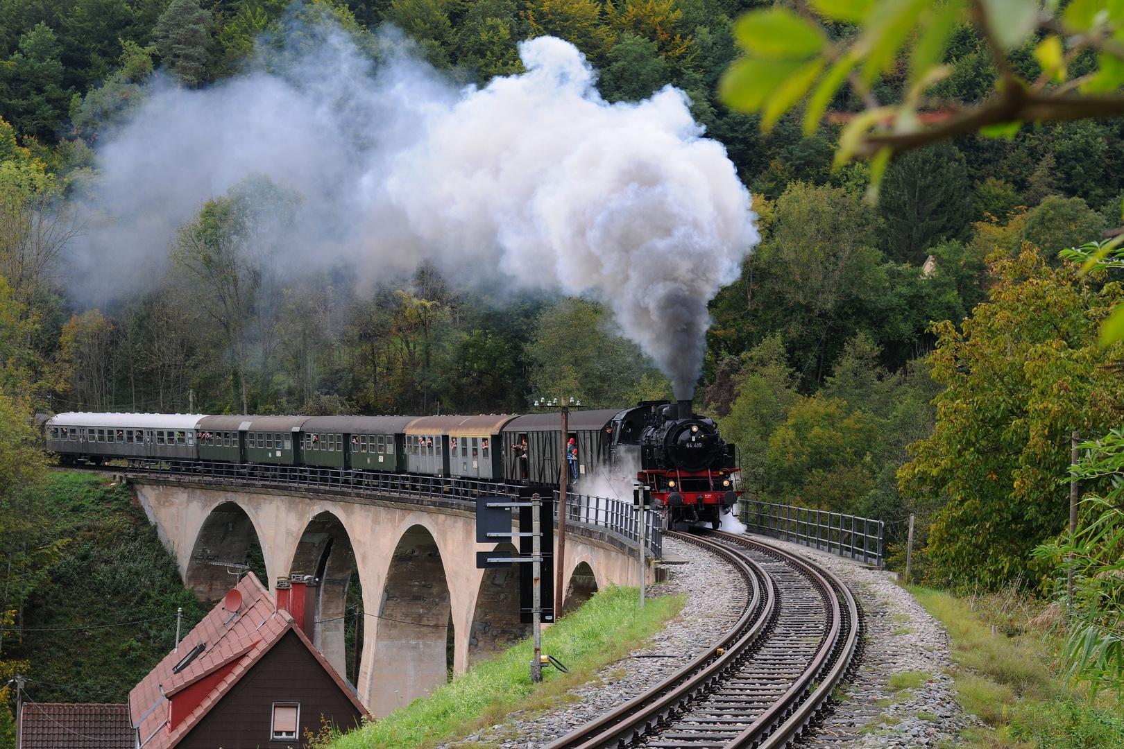 Schwäbische Waldbahn - Steinbach