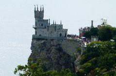 Schwalbennest in Jalta.