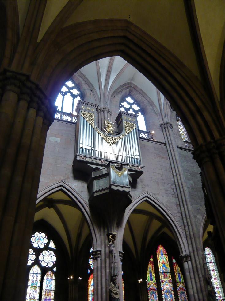 Schwalbennest - Orgel