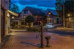 Schwanebeck die Stadtidylle
