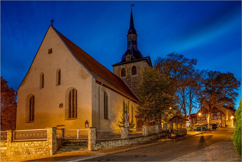Schwanebeck Kirche